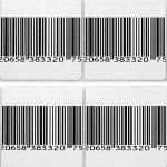 etichette antitaccheggio radiofrequenza 4×4