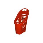 globa trolley-64-litri rosso